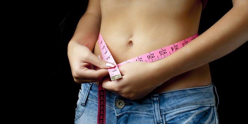 Zdrowy płaski brzuch