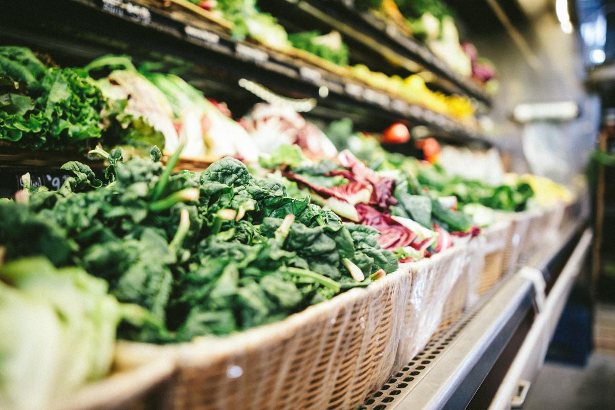 Warto sięgać po zielone warzywa